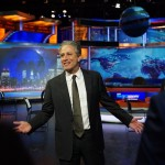 Jon Stewart, Sarcastic Critic of Politics and Media, Is Signing Off